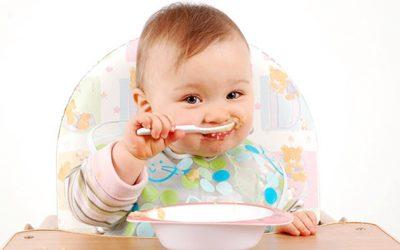 อาหารเสริมเด็ก ทารกแรกเกิด เริ่มทานอาหารเสริมตอนไหนดีที่สุด